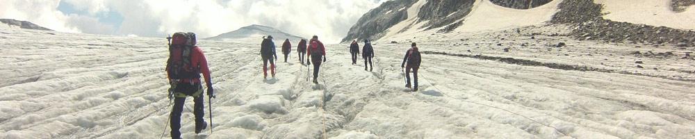1000xPanorama-Gletscherwanderung