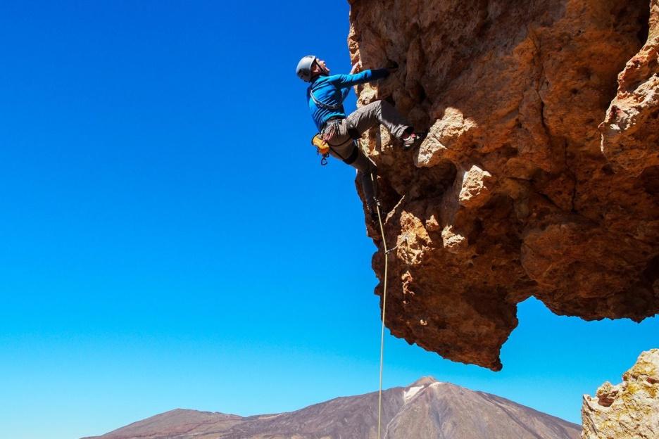 Kletterausrüstung Dav : Klettern